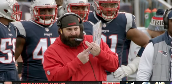 Nice beard, Matt - IMAGE CREDIT: YOUTUBE
