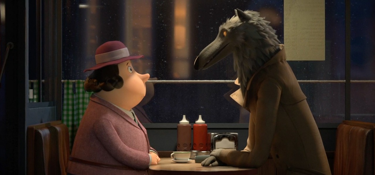 REVOLTING RHYMES, BBC