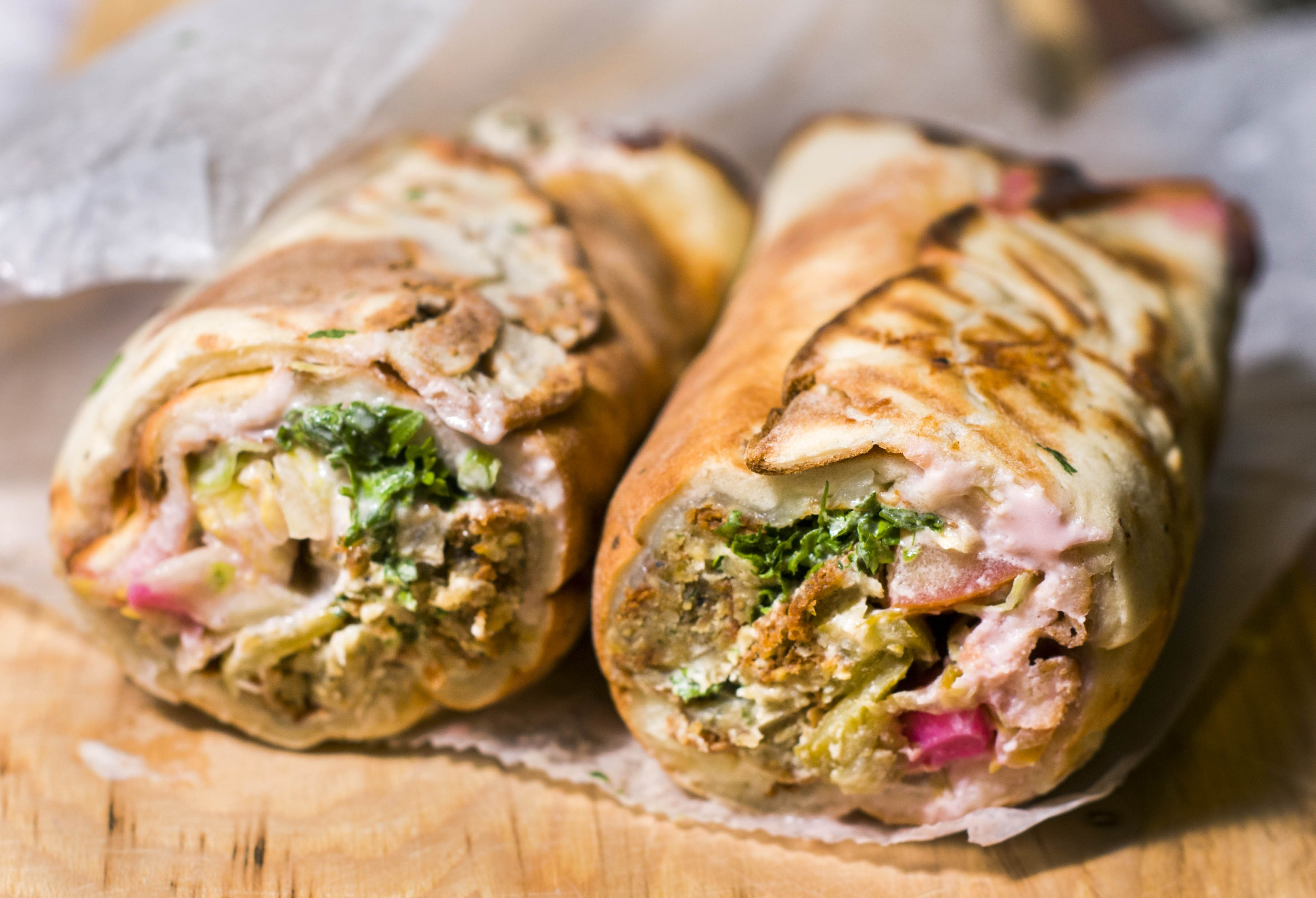 Lebanese restaurant King's reinvents the shawarma in