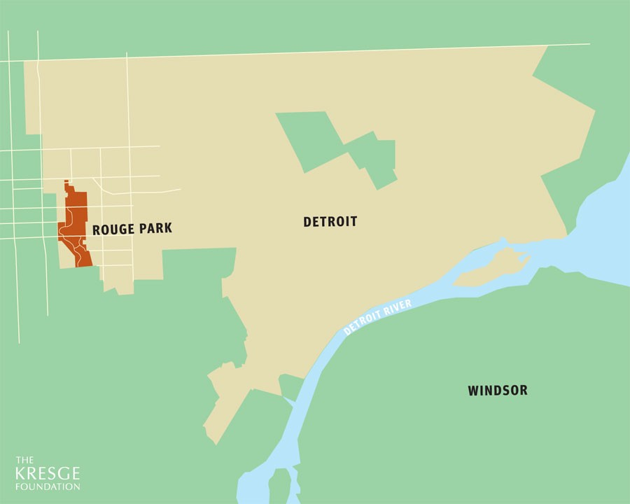 Youth camping returns to Detroit's Rouge Park this spring