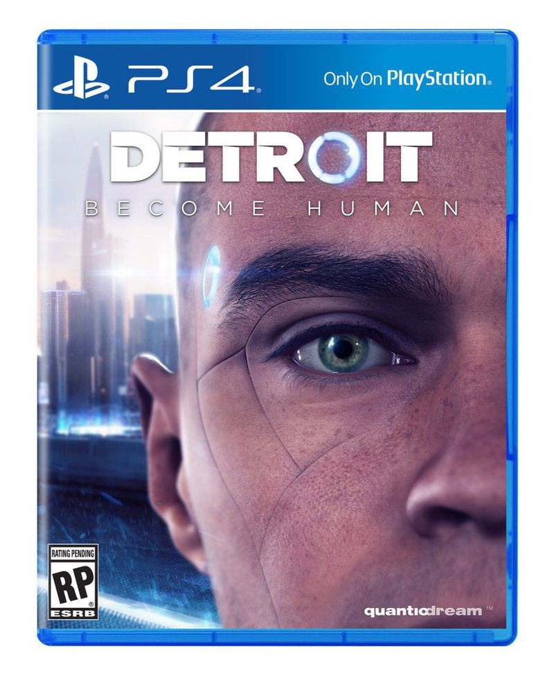 Image result for detroit become human box art