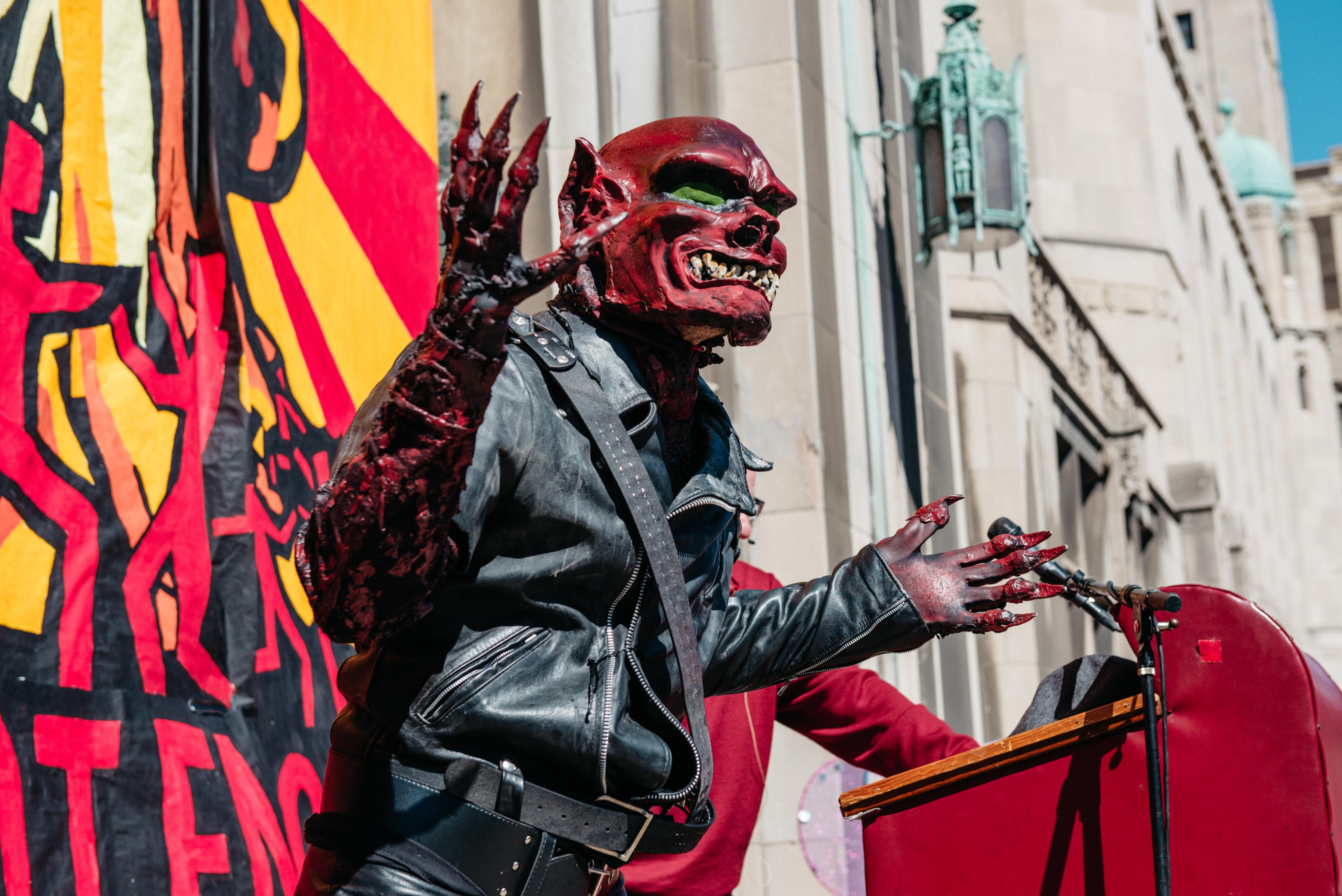 nain rouge will make his yearly detroit appearance on march 25 | the