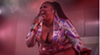 Lizzo during her Detroit performance on May 15.