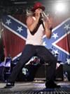 Kid Rock performs at a Fourth of July performance at Trump Taj Mahal Casino in Atlantic City, New Jersey.