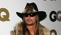 Kid Rock will be inducted into the WWE Hall of Fame and only god knows why