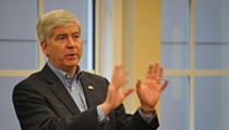 Snyder's lawyers fight to keep Michigan's poorest Congressional district unrepresented