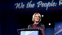 Federal employees accuse Betsy DeVos of union busting