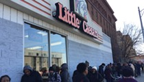 Little Caesars gave away more than 1 million pizzas on Monday