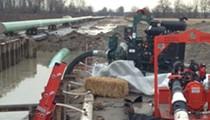 Nexus pipeline construction slashes its way through Washtenaw County