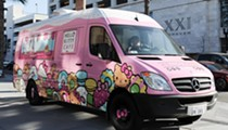 The Hello Kitty Cafe Truck is bringing cute confections to Great Lakes Crossing