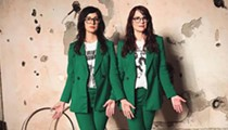 Megan Mullally and Stephanie Hunt are living 
