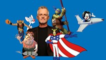 Motor City native Rob Paulsen is a human cartoon