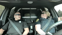 Shelby Twp. police deliver police car karaoke after Twitter campaign success
