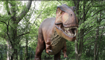 Let's talk about R-E-X, baby —  Dinosauria returns to the Detroit Zoo