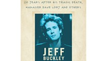 Jeff Buckley: From Hallelujah to The Last Goodbye with Dave Lory