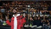 Big Sean and Detroit public schools team up for enrollment push