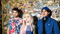 Emo veterans Paramore will bring their pop riot through DTE Energy Theatre