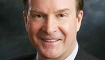 Bill Schuette is hiding from more than a half-dozen Detroit media outlets
