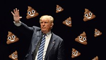 Trump's approval rating is in the pooper in Michigan