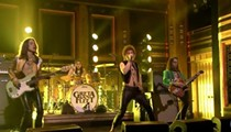 Greta Van Fleet receives standing ovation during 'Tonight Show' debut
