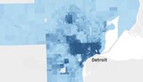 Apparently Google has been renaming Detroit neighborhoods