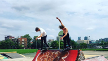 Tony Hawk is giving out grants for public skate parks in Michigan