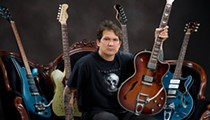 How Echopark guitars moved from the West Coast to set up shop in Detroit