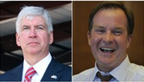 Michigan GOP divided as Snyder avoids endorsing Schuette