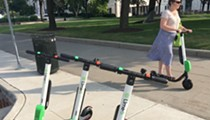 Detroit now has two electric scooter services