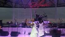 Detroit's Chene Park is now Aretha Louise Franklin Amphitheater