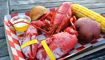Great American Lobster Fest is exactly what it sounds like and it's coming to Detroit
