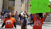 Detroit fast food workers to strike for union rights