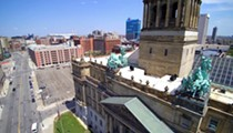 Completion of $7M restoration brings old Wayne County building back to former glory