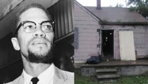 A group is trying to save the Inkster home where Malcolm X once lived