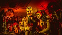 Detroit's most elaborate party Theater Bizarre returns for back-to-back weekends