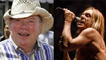Here's Iggy Pop and William Shatner singing 'Silent Night'