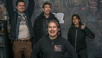 Punk prophets Propagandhi are going to overthrow the system at Magic Stick