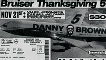 Danny Brown Thanksgiving