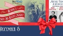 WDVD's Blaine's Not So Silent Night with Michael Franti & Spearhead with Ben Rector and Brynn Elliott