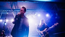 Detroit's Protomartyr makes a mid-tour stop at the Blind Pig