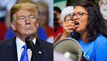 On her first day, Rashida Tlaib is already moving to impeach Trump