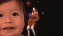 Watch Jessica Hernandez go gaga over her daughter in new video for 'Baby'