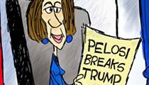Comics: 'Nancy boy'