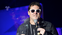 Joker, smoker, and midnight toker Doug Benson will give you a contact buzz at Royal Oak Music Theatre