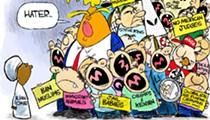 Comic: 'Obsessing on Omar'
