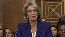 Betsy DeVos said teachers should protest on 'adult time'