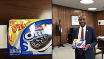 Ben Carson mistakes an REO for an Oreo