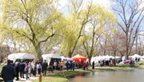 The Palmer Park Art Fair is returning this weekend