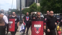 Detroit police slammed for handling of neo-Nazis at Motor City Pride