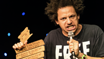 Bird up! Eric André will bring subversive ranch dressing-covered comedy to the Fillmore